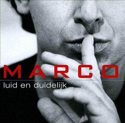 Marco Borsato 'Luid en Duidelijk'